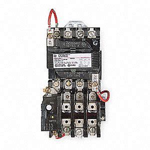 electric motor starters general electric magnetic motor starter nema 120v 3p 27a