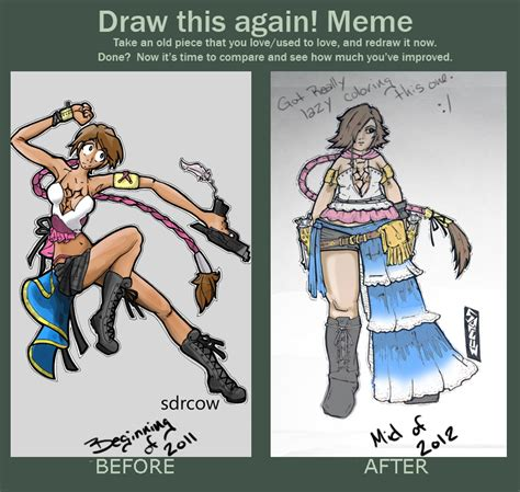 Drawing Meme - drawing meme fail by sdrcow on deviantart