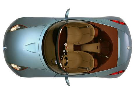 Top View by 2004 Renault Wind Concept Top View In 3 Seat