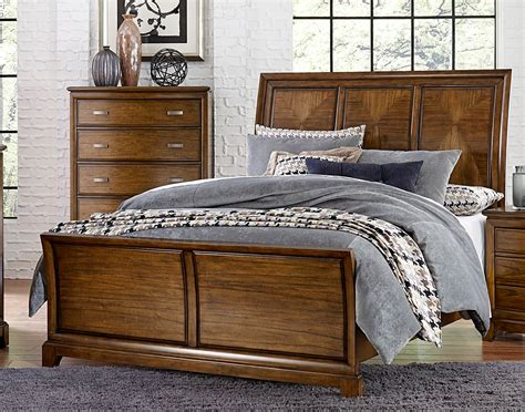 sleigh bed bedroom set terron sleigh bed homelegance 1909 1 usa furniture online