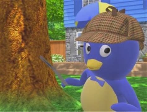 Backyardigans Detective Image Detective Jpg The Backyardigans Wiki Wikia