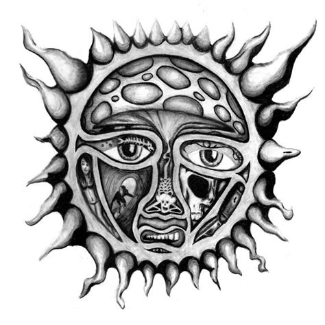 sublime sun coloring page how to draw sublime sun