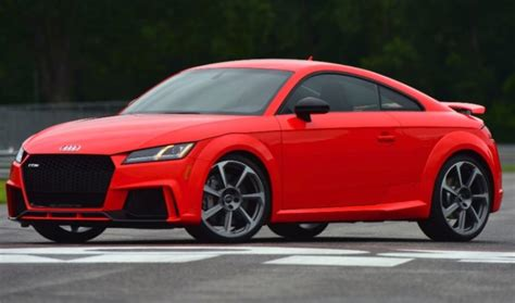 audi tt coupe 2020 what we about the 2020 audi tt so far