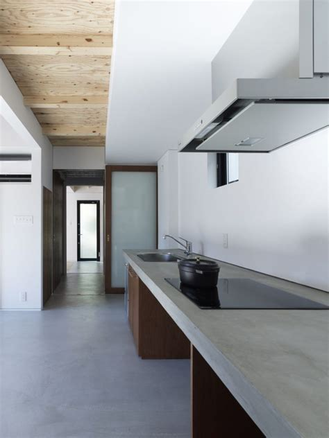 Modern Open Kitchen Design Japanese Inspired Kitchens Focused On Minimalism