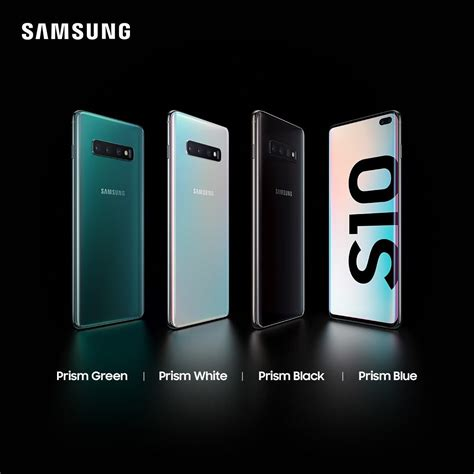 samsung s new galaxy s10 phones everything you need to