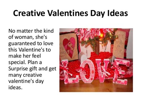 creative valentines day gift ideas unique valentines day ideas