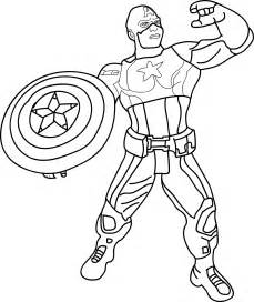 america coloring page coloring pages captain america coloring pages