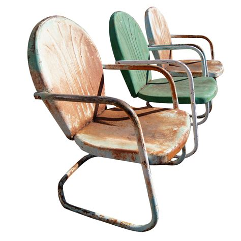 metal lawn chairs 1950 s metal patio furniture thunderbird retro 1950 s retro metal lawn chair with heavy 24