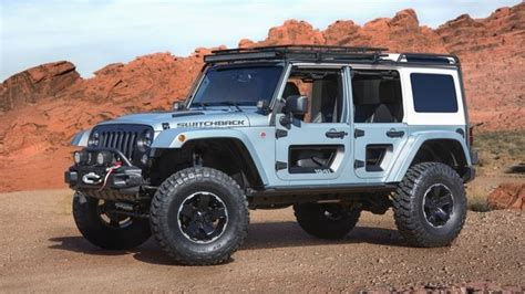 jeep concept truck 2017 jeep switchback concept pictures truck review top