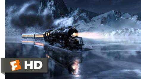 film frozen train the polar express 2004 back on track scene 2 5