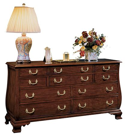 Dresser 183 Henkel Harris Chests Dressers From Henkel Harris Bedroom Furniture