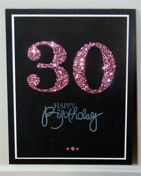 30th Birthday Cards Items Similar To 30th Birthday Card Milestone Birthday