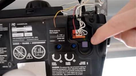 replace  lost wireless garage door opener remote