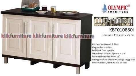 Ust 7464 Uno Lemari Arsip Medium kbt 010880 kitchen set bawah 3 pintu mutiara