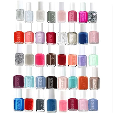 How To Pick A Nail Polish Color For Black Dress Or Any | essie nail polish lacquer 0 46oz 13 5ml choose any 1
