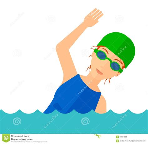 Mr Acrysion Water Based N11 Flat White Mr Hobby swimmer in pool stock vector image 65534068