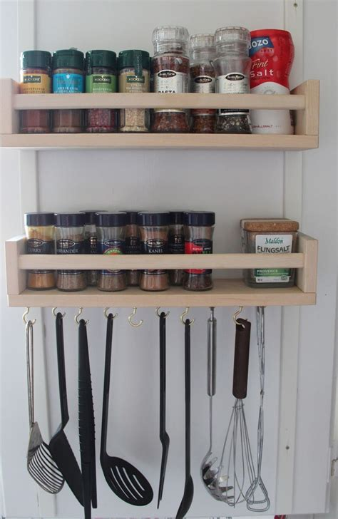 25 best ideas about kitchen utensil racks on