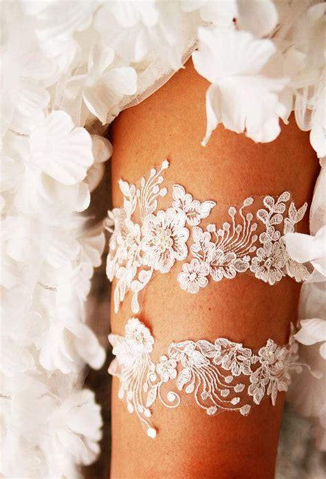 Wedding Garter Sets by 25 Best Wedding Garters Ideas On Bridal
