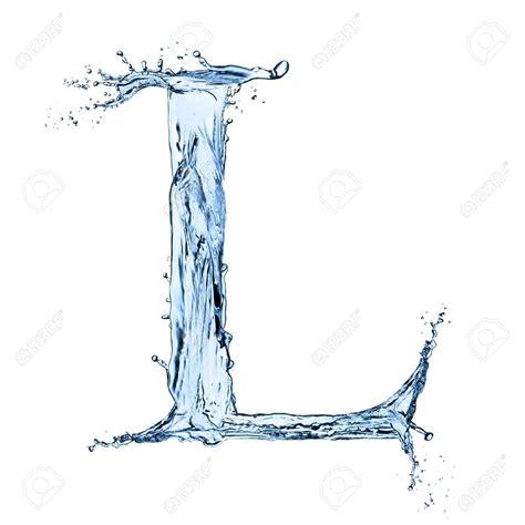 L - Dr. Odd M Letter In Water