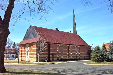 New Church Cottage Grove Wi by News From The Evangelical Lutheran Synod
