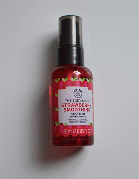 Strawberry Mist The Shop the shop strawberry smoothing mist