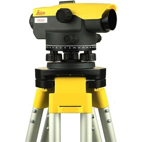 Tripod Waterpass opti cal survey equipment leica na332 automatic level