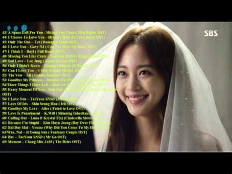 film drama favorit the best ost of korean drama film part 3 youtube
