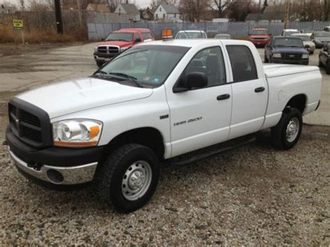 hayes car manuals 2006 dodge ram 1500 security system find used 2006 dodge ram 2500 st quad cab cab pickup 4x4 4 door 5 7l in cleveland ohio united