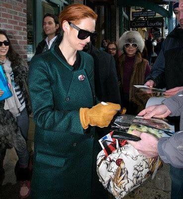 Tilda Swinton And Prada Fairies Handbag by Trend Board Friday S Style Icon Tilda Swinton