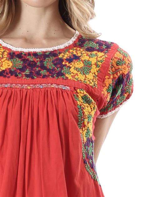 best 20 mexican blouse ideas on mexican