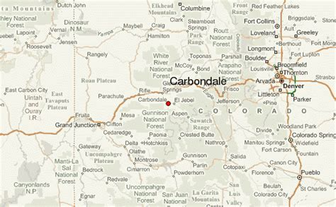 Siuc Finder Carbondale Colorado Location Guide