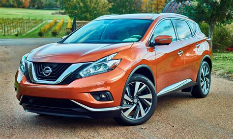 03 Nissan Murano by 2015 Nissan Murano Pricing Colors And 60 New Photos