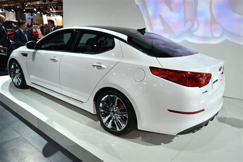 New Kia Optima 2014 by 2014 Kia Optima Is Better By A Nose Autoblog