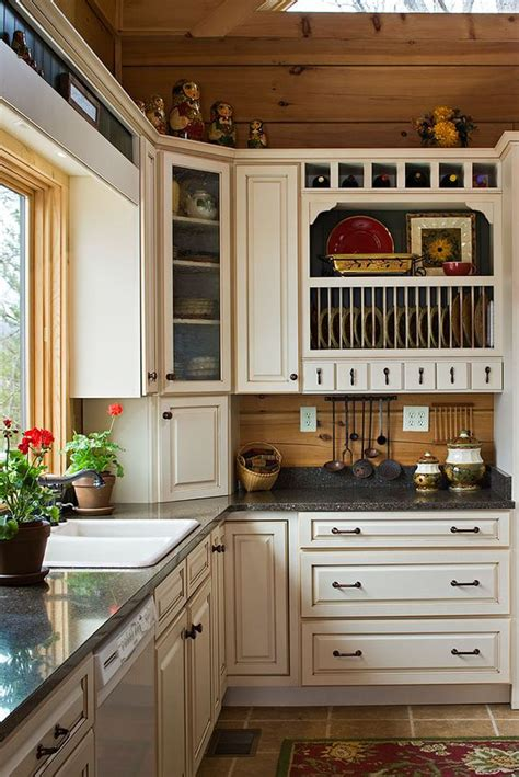 carolina log cabin kitchen cabinetry kitchens