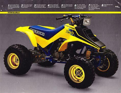 250r Suzuki Quadracer 1985 Suzuki Quadracer 250r Flickr Photo