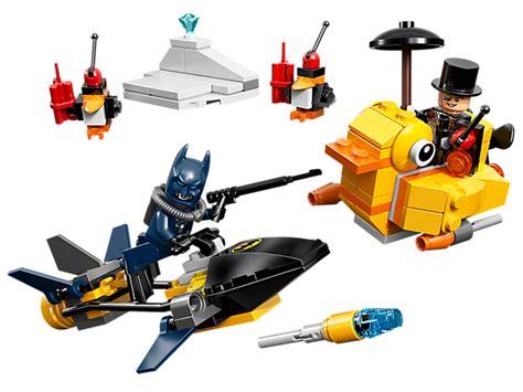 Lego Batman Duck Set batman the penguin lego shop