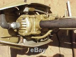 outboard motor repair rhode island vintage neptune mighty mite model wc 1 outboard motor for