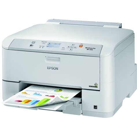 Printer Laser Color Epson workforce pro network wireless color printer epson corporation c11cd12201 wf 5110 epson laser