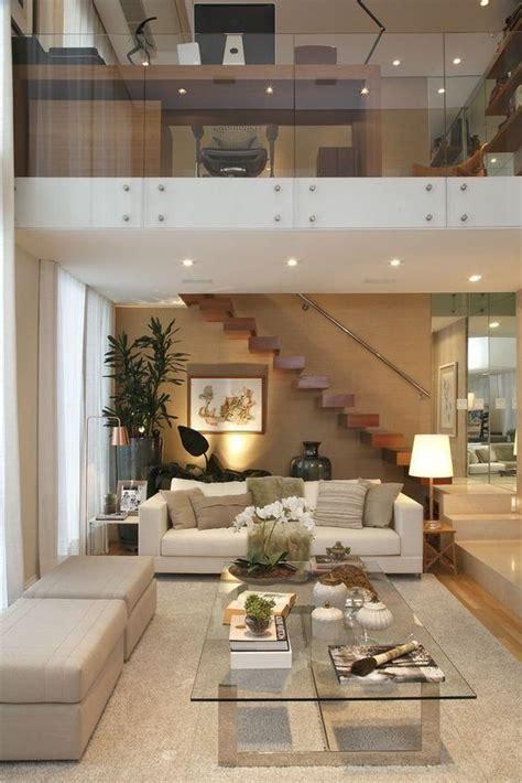 interiores modernos  doble altura parte