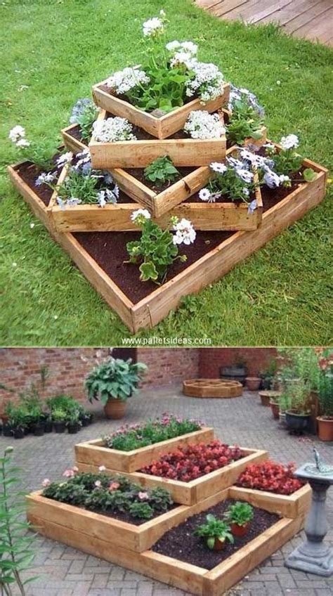 19 diy garden ideas