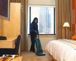 room cleaning how to clean hotel rooms