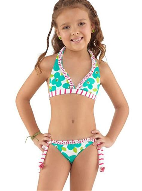 swimwear two piece for kid perfect two piece swimsuit by ondademar summer