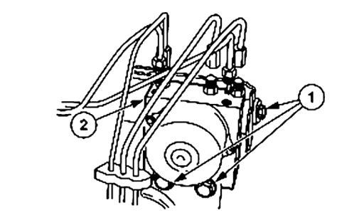 repair anti lock braking 2005 mercury mountaineer auto manual 1991 buick lesabre 3 8l fi ohv 6cyl repair guides anti lock brake system hydraulic control