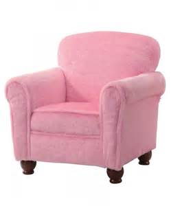 Soft Pink Armchair Youth Club Chair Ultra Soft Pink 460405 460405