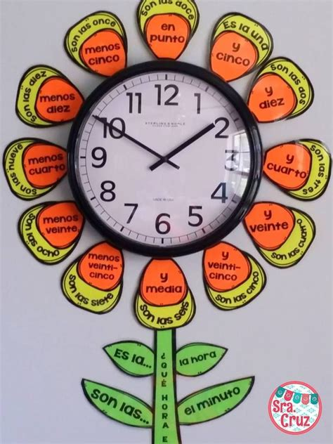 17 best ideas about time in spanish on pinterest tenses