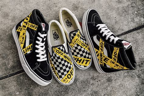 amac custom amac customs drops an white x vans pack hypebeast