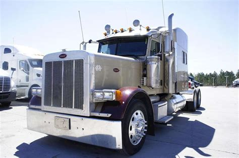 Peterbilt Sleeper by 2007 Peterbilt 379exhd Sleeper Truck For Sale Gulfport