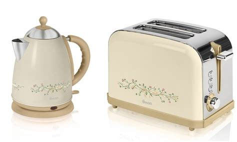 Toaster National 50 swan kettle and toaster set national deal 163 60 at groupon offers for today