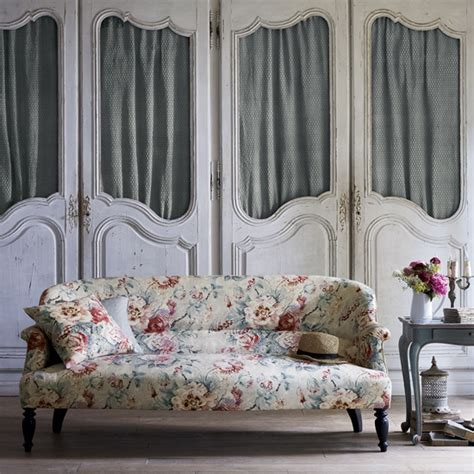 floral print sofa trend for 2015 ideal home