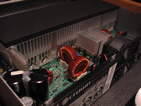 crown xti  power amp avs forum home theater